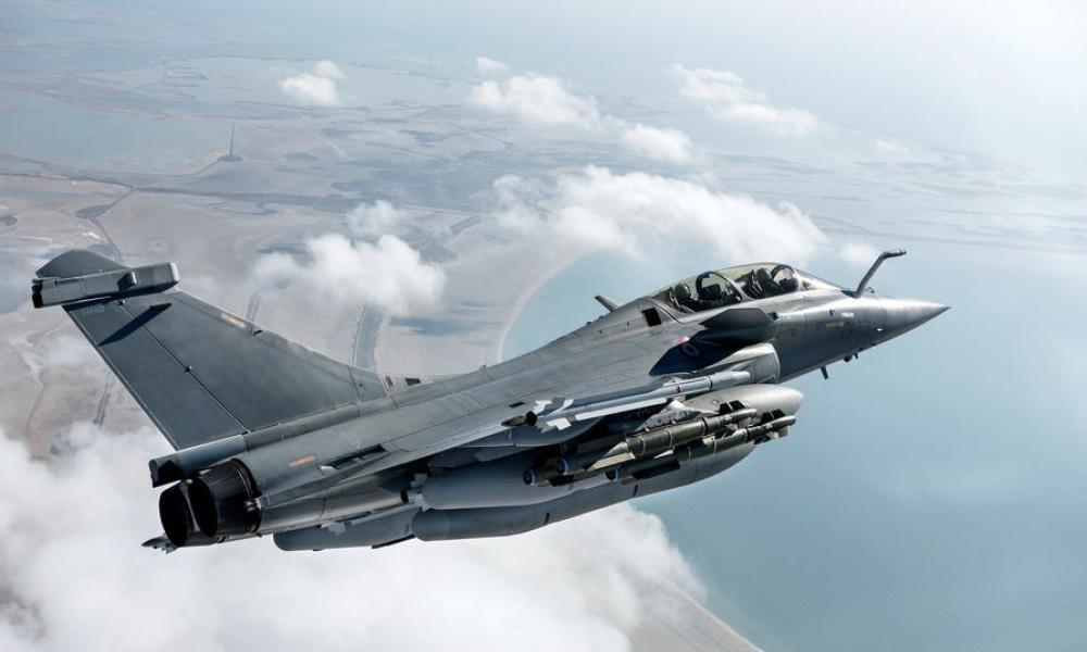 """Εκπαιδεύσεις """"εξπρές"""" από τη Γαλλία σε πιλότους & τεχνικούς μετά τις υπογραφές για τα Rafale"""