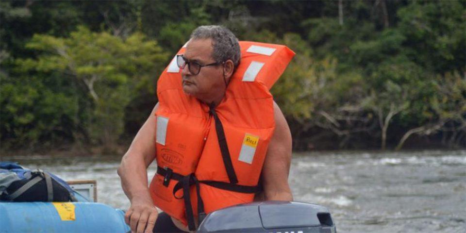 Ριέλι Φρανσισκάτο: Πέθανε ο «Ρομπέν» του Αμαζονίου από βέλος φυλής που ήθελε να προστατεύσει