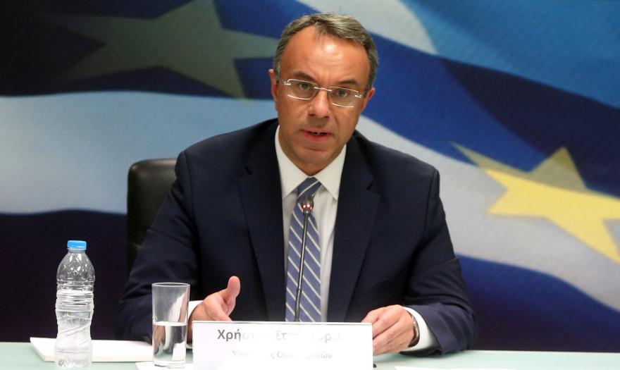 Σταϊκούρας: Εχουν αρχίσει να φτάνουν τα πρώτα χρήματα από την ΕΕ