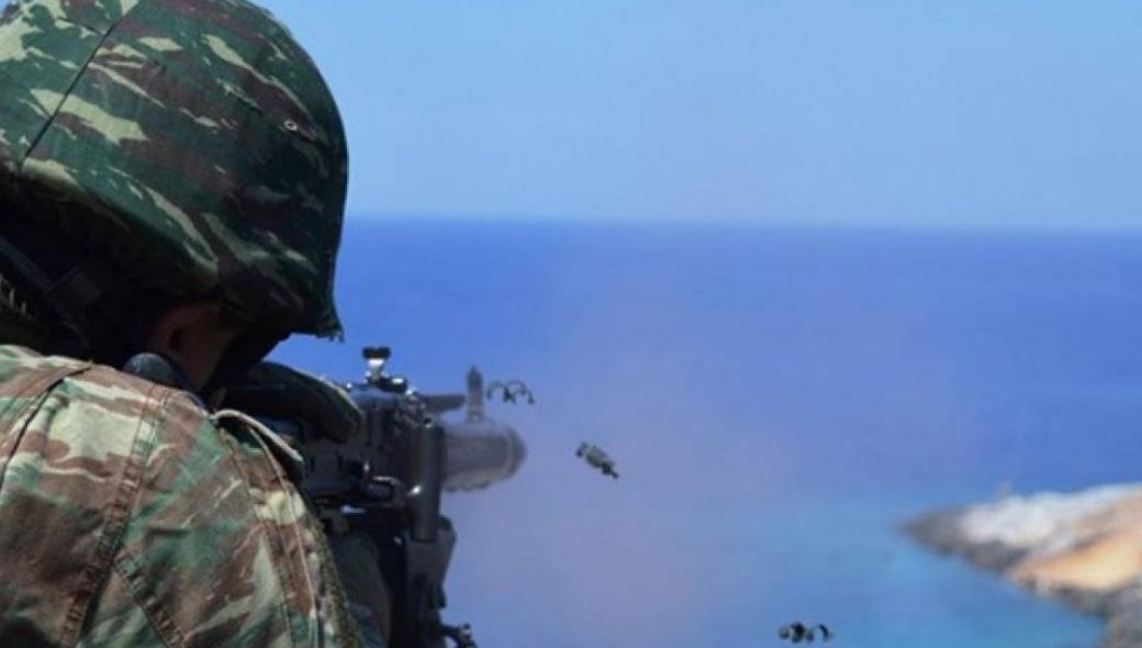 Το Βερολίνο ζήτησε την απόσυρση των ελληνικών στρατιωτικών δυνάμεων από τα νησιά