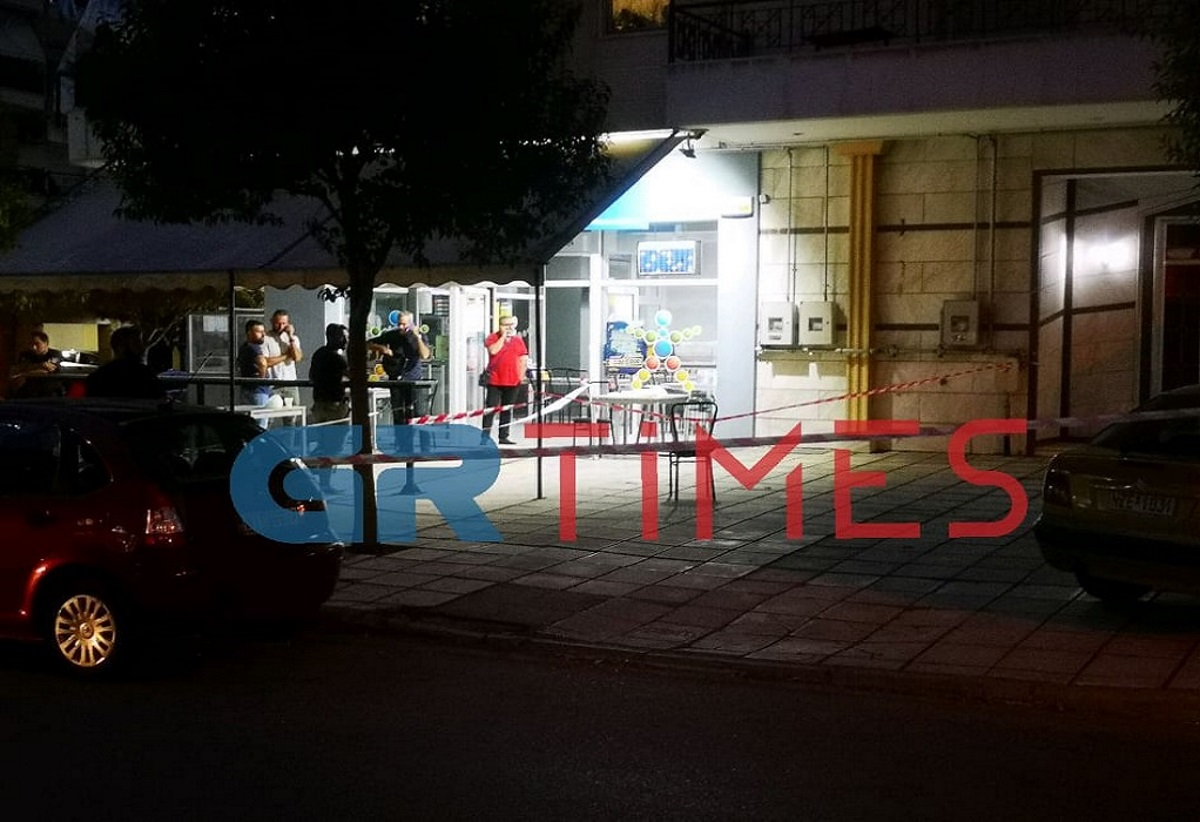 Πυροβολισμοί έξω από πρακτορείο τυχερών παιχνιδιών με έναν τραυματία στη Θεσσαλονίκη!