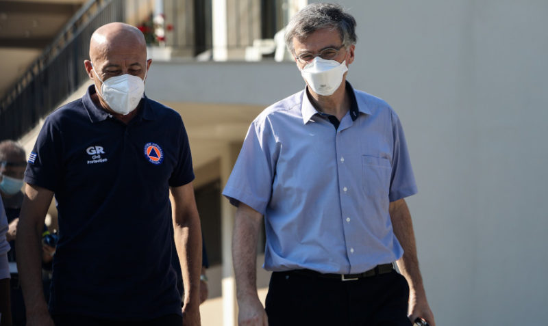 Κορονοϊός – Λακωνία: Εξετάζεται το ενδεχόμενο lockdown