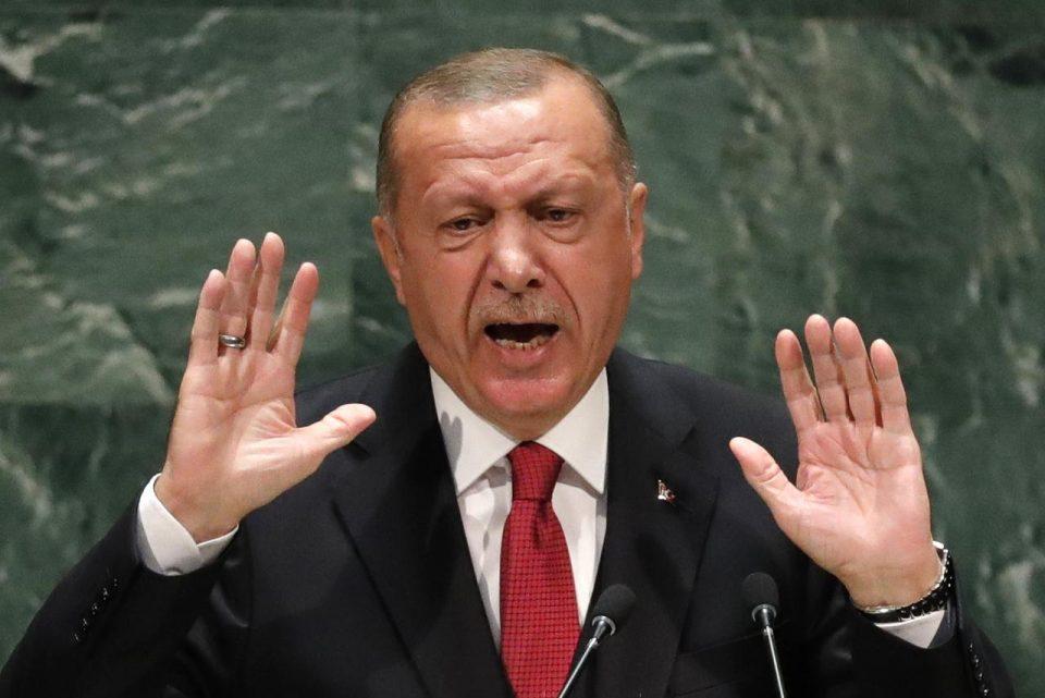 Σιγά που θα σταμάταγε τις προκλήσεις ο Ερντογάν: Όσοι υψώνουν ανάστημα θα πέσουν με την πρώτη φουρτούνα