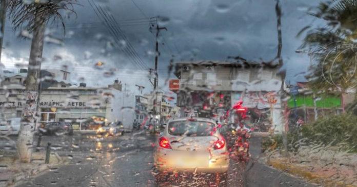 Ιανός: Πότε θα εξασθενήσουν τα έντονα καιρικά φαινόμενα στην Κρήτη | Video