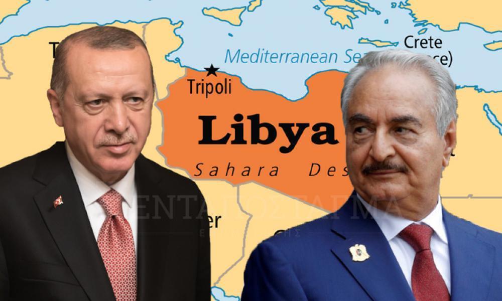 Συμφωνία Χαφτάρ-Τρίπολης στο Σότσι για την εξαγωγή πετρελαίου