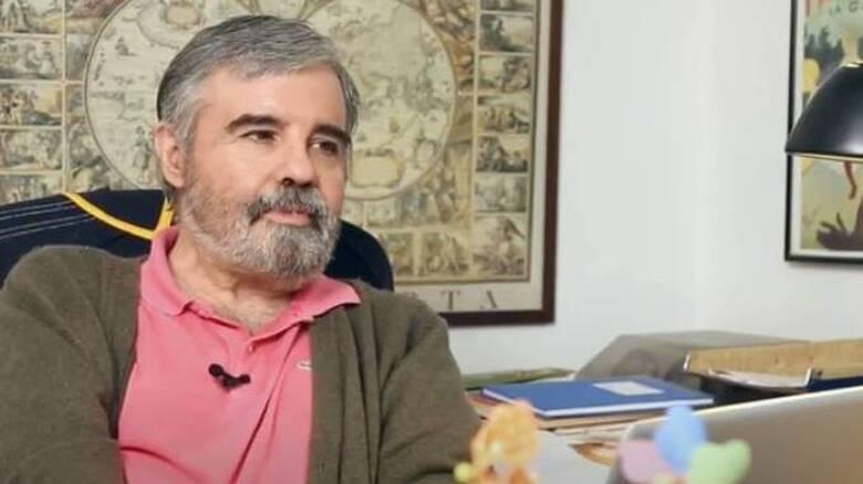 Πέθανε ο γνωστός δημοσιογράφος Χρίστος Χαραλαμπόπουλος