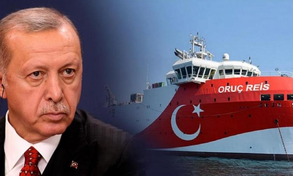 """""""Ευχαριστώ"""" Ερντογάν σε Μέρκελ και Ε.Ε. - """"Η Ελλάδα συνεχίζει να αυξάνει την ένταση"""""""