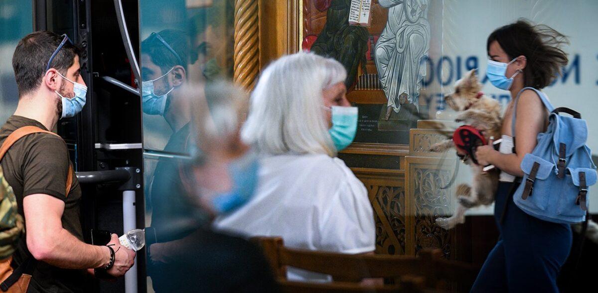 Κορονοϊός: Ποιοι εξαιρούνται από την υποχρεωτική χρήση μάσκας
