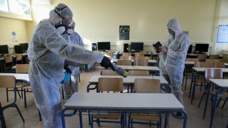 Κλείνει τμήμα σχολείου λόγω κρούσματος κορωνοϊού