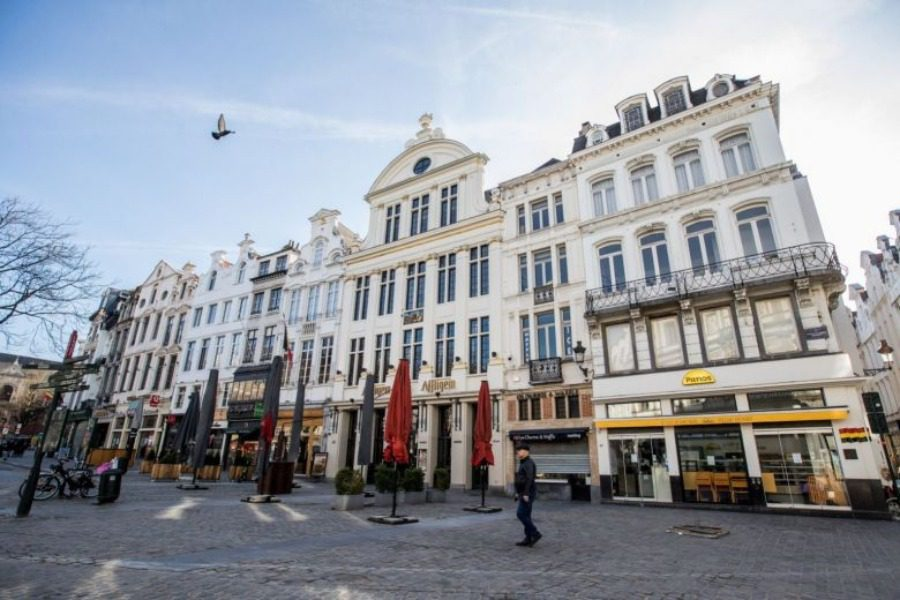 Βέλγιο: Ξανά lockdown ‑ Απαγόρευση κυκλοφορίας ‑ Κλείνουν μπαρ κι εστιατόρια