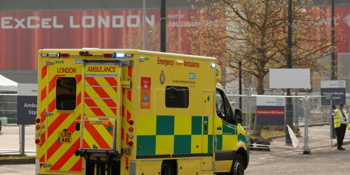 Έκρηξη στο Λονδίνο! Φόβοι για νεκρούς