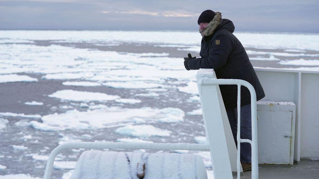 Τρόμος: Ο Αρκτικός Ωκεανός έχει αργήσει να παγώσει περισσότερο από ποτέ