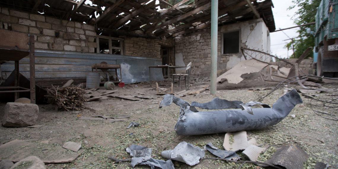 Αρμενία: Τέσσερα μη επανδρωμένα αεροσκάφη καταρρίφθηκαν κοντά στο Ερεβάν