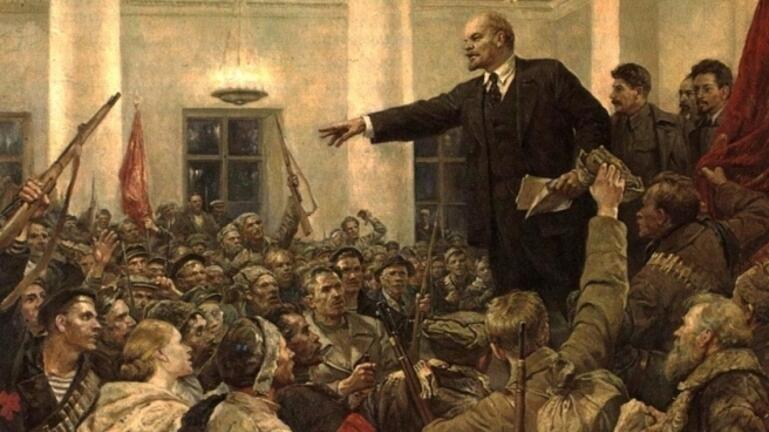 Η μεγάλη επανάσταση που συγκλόνισε τον κόσμο