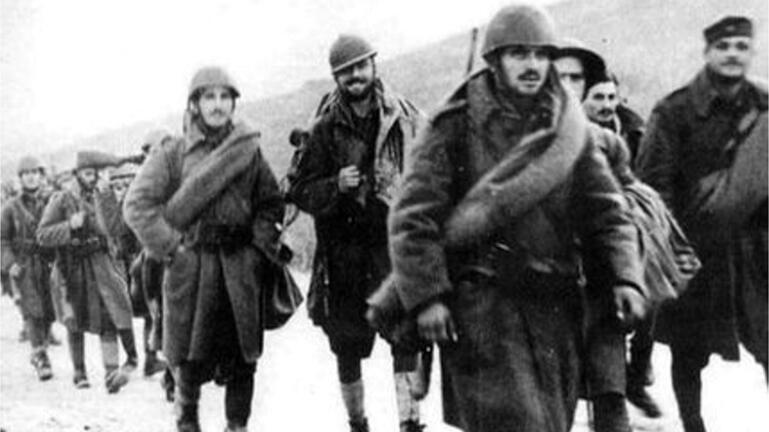 Η θρυλική Μεραρχία των Κρητών στο Έπος του ΄40