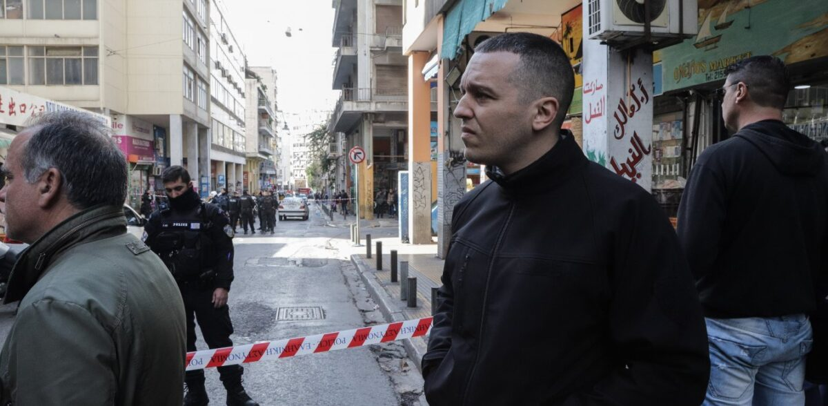 Δίκη Χρυσής Αυγής: Ο Δήμος Αθηναίων σφράγισε τα γραφεία του Κασιδιάρη
