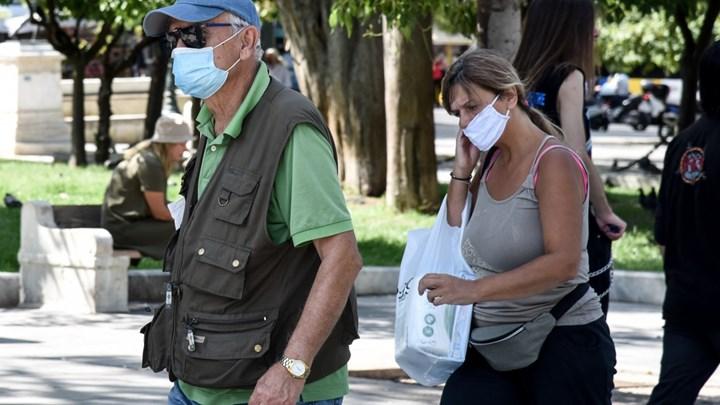 Κορονοϊός: Στο τραπέζι η μάσκα και σε εξωτερικούς χώρους