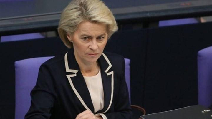 Κορονοϊός: Σε καραντίνα η Ούρσουλα φον ντερ Λάιεν - Ήρθε σε επαφή με επιβεβαιωμένο κρούσμα