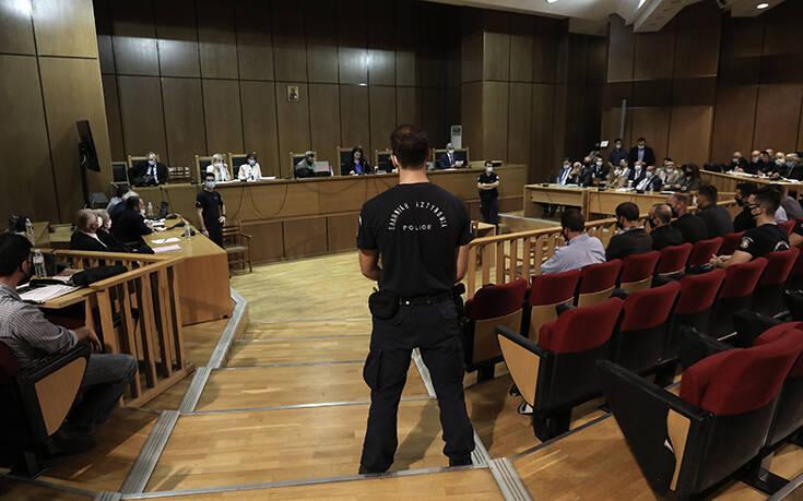 Δίκη Χρυσής Αυγής: Σήμερα η απόφαση για τα ελαφρυντικά