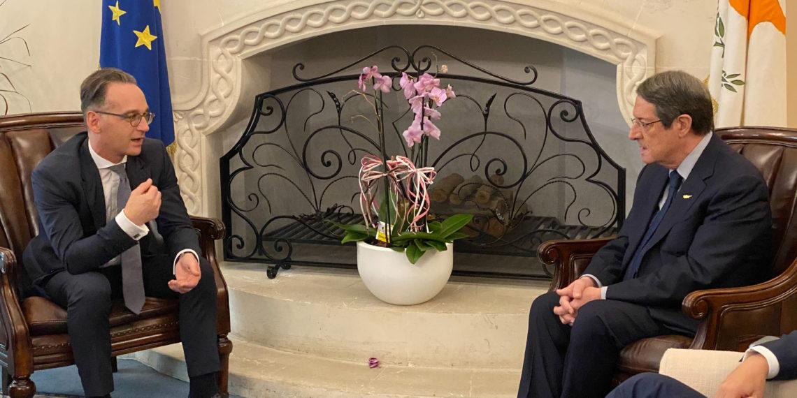 Χάικο Μάας: Το «μπρος – πίσω» της Αγκυρας πρέπει να σταματήσει