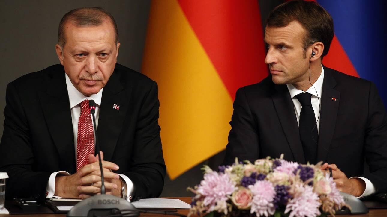 Επίθεση Ερντογάν σε Μακρόν: Έχει πρόβλημα με το Ισλάμ – Χρειάζεται ψυχοθεραπεία