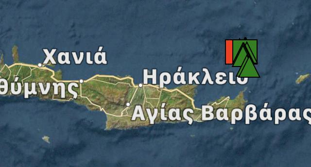 Σεισμός στην Κρήτη, Τώρα!