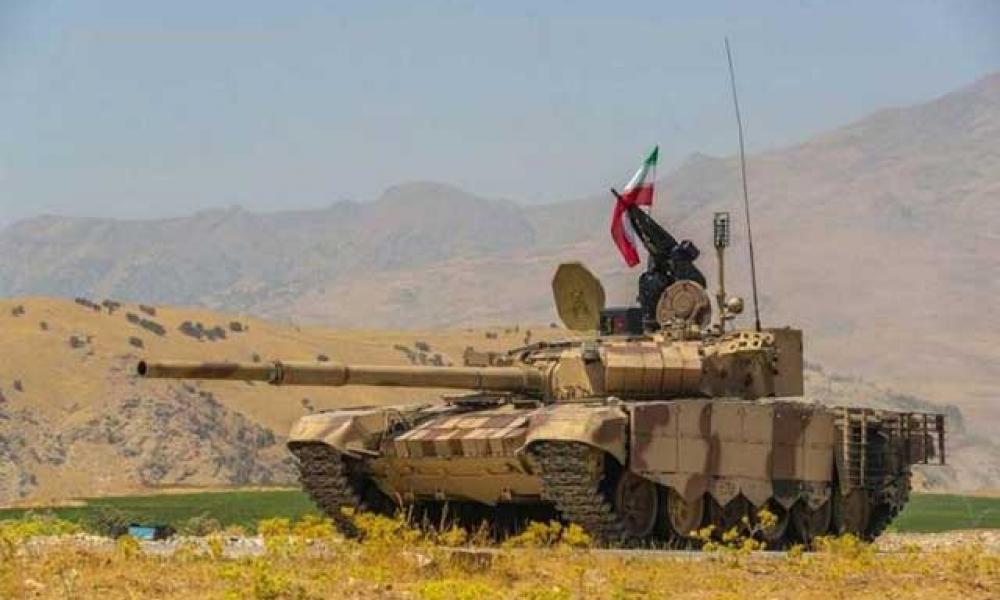 Ιράν: Μεραρχία τεθωρακισμένων στα σύνορα με Αρμενία-Αζερμπαϊτζάν – Ρωσικοί S-400 στην Τεχεράνη