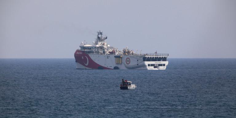 Διεθνή ΜΜΕ για Oruc Reis: Η Τουρκία ξαναστέλνει το «πλοίο της διχόνοιας» στο Καστελλόριζο