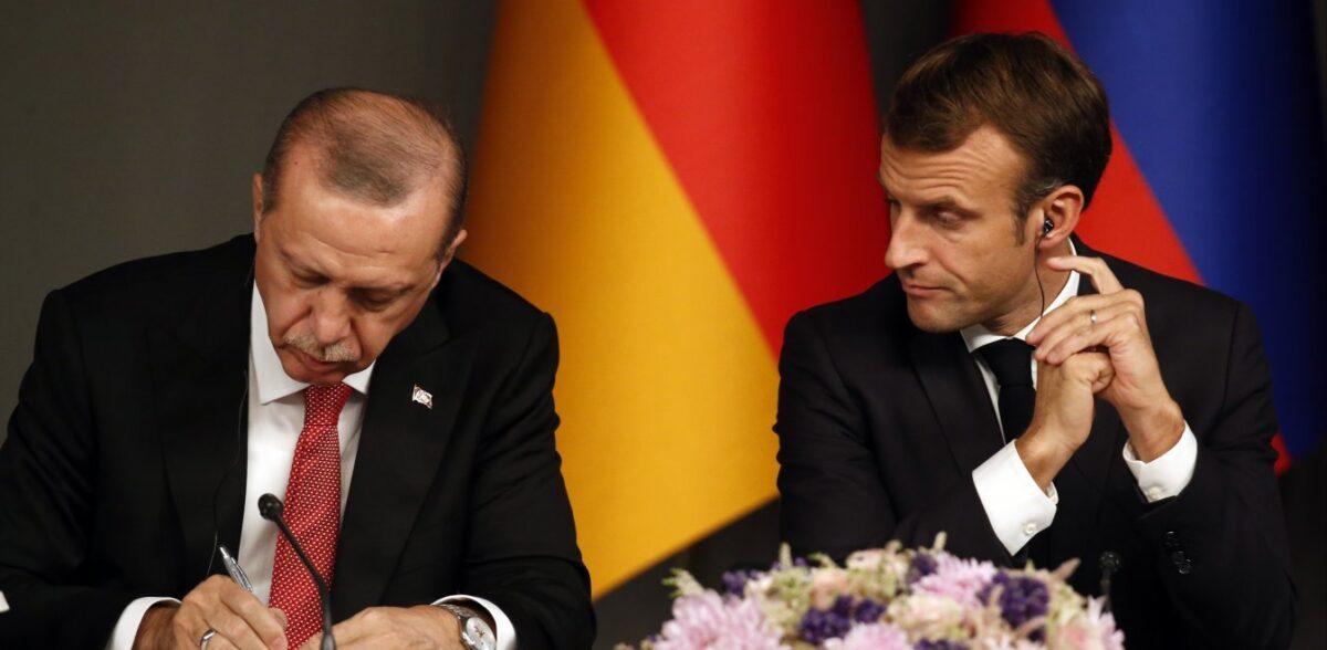 Ολη η Ευρώπη υπέρ του Μακρόν και κατά του Ερντογάν – Στο κενό οι τουρκικές απειλές