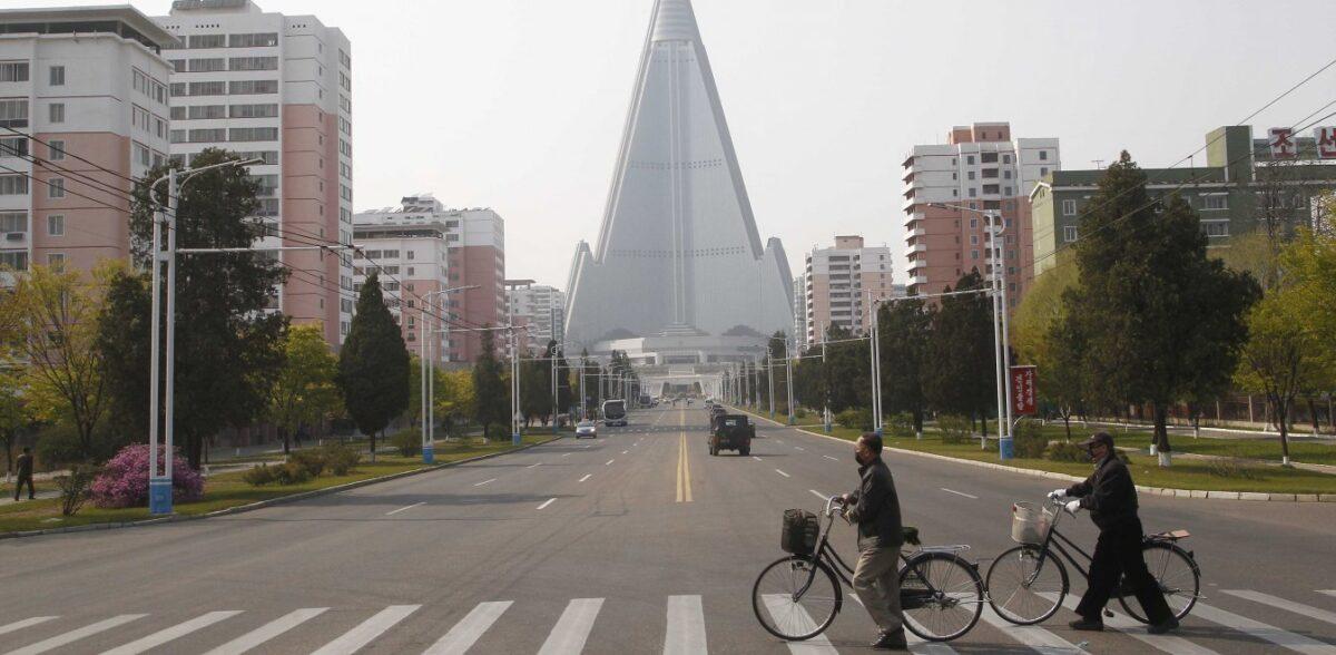 Βόρεια Κορέα: Έκτακτο δελτίο για… «κορονοσκόνη» από την Κίνα – Άδειασαν οι δρόμοι