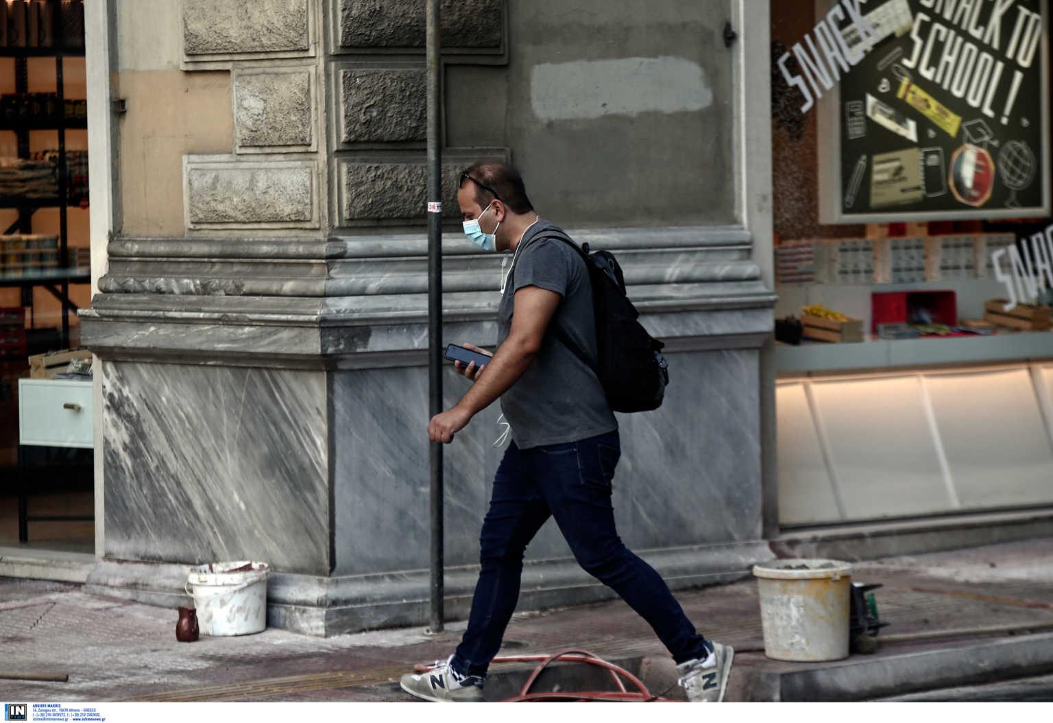 """Κορονοϊός: """"Φλέγονται"""" Αττική, Θεσσαλονίκη και Σέρρες – Πού εντοπίστηκαν τα 882 κρούσματα"""