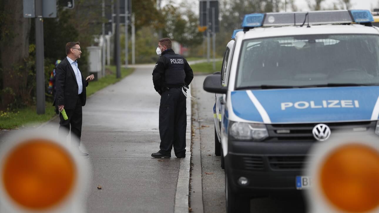 Αυτοκίνητο έπεσε σε πεζούς στη Γερμανία – Ένας νεκρός και τρεις τραυματίες