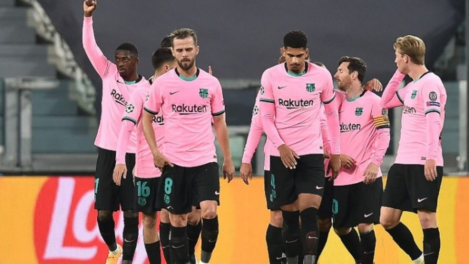 Champions League: Η Μπαρτσελόνα πήρε το ντέρμπι – 1-0 τη Γιουβέντους