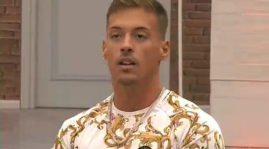Big Brother: Αποχώρησε ο Παναγιώτης Βαρουξής
