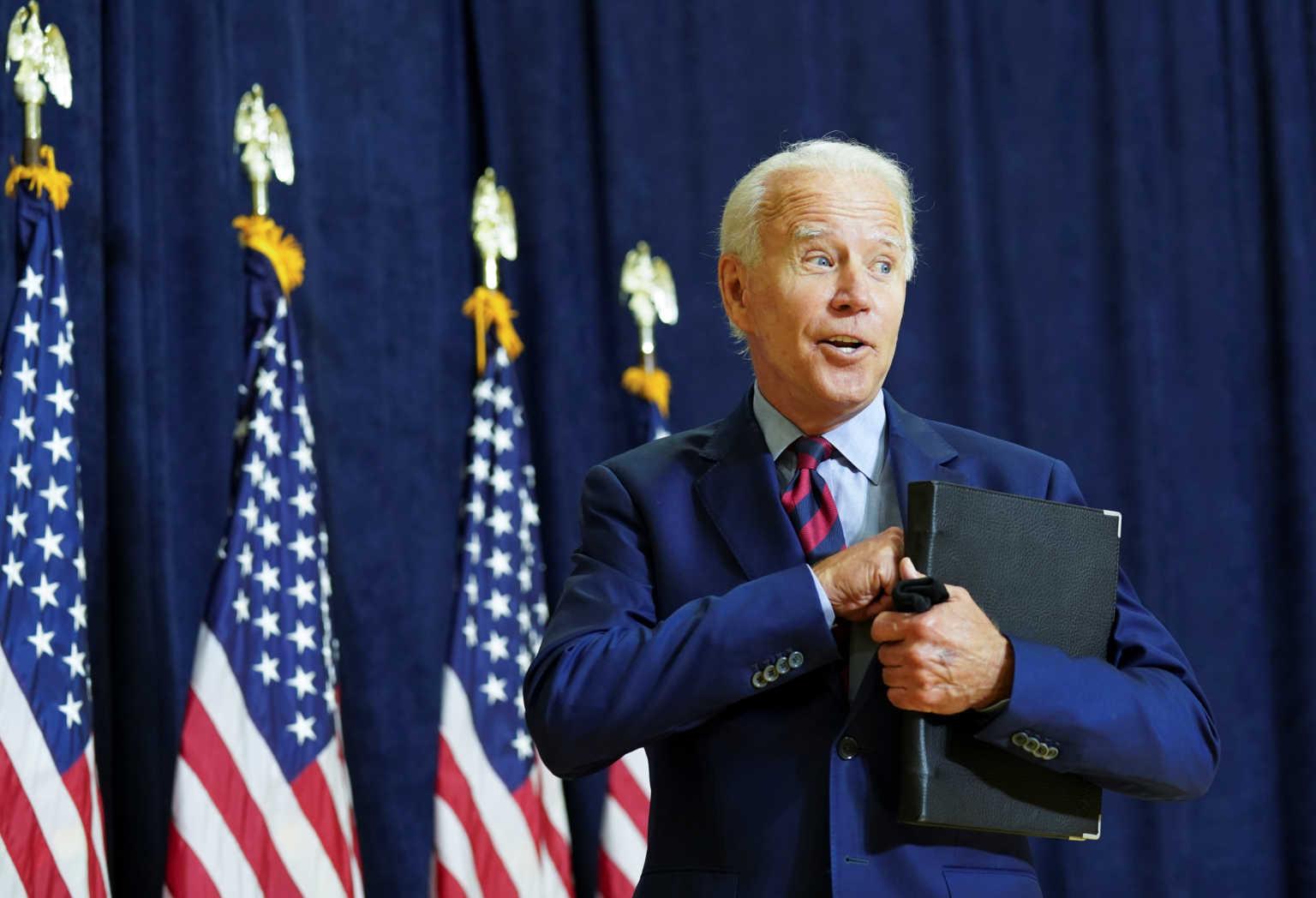 Αμερικανικές εκλογές: Τελικά μήπως τα μέσα ενημέρωσης είναι πολύ ήπια με τον Τζο Μπάιντεν;