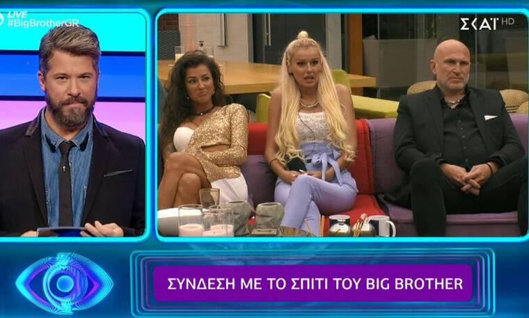 Big Brother: Αυτός είναι ο παίκτης που αποχώρησε!