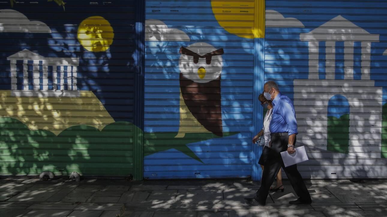 Κορωνοϊός: Δυσοίωνες προβλέψεις για την Ελλάδα - Το σενάριο με τους 1.800 θανάτους τον Δεκέμβριο