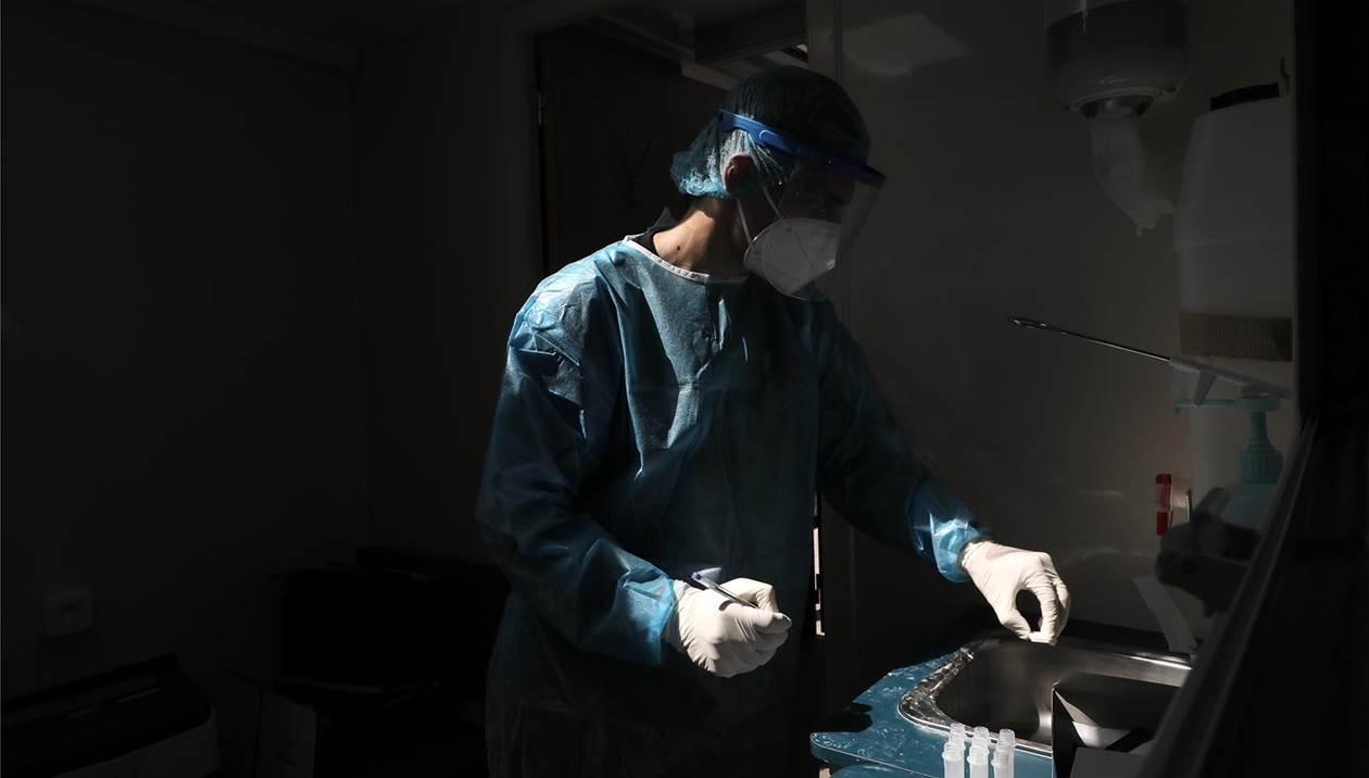 411 νέα κρούσματα κορωνοϊού στη χώρα μας – Δύο εντοπίζονται στην Κρήτη