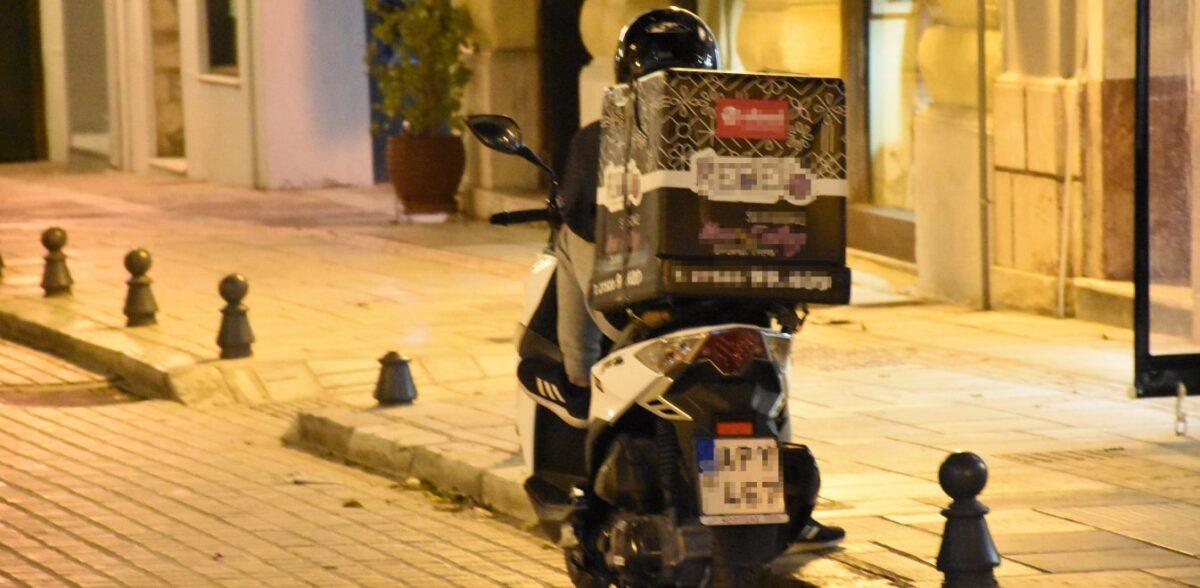 Απαγόρευση κυκλοφορίας το βράδυ: Επιτρέπεται take away και delivery