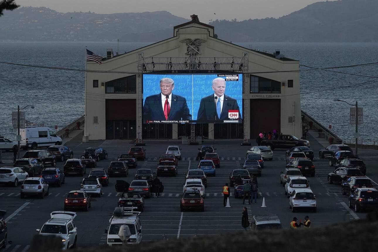 Εκλογές ΗΠΑ: O ευγενής Τραμπ και το λάθος του Μπάιντεν στο πιο «πολιτισμένο» debate