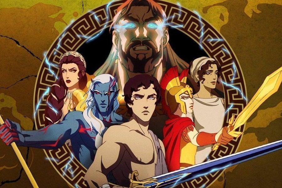 Blood of Zeus: Η νέα anime σειρά για την ελληνική μυθολογία