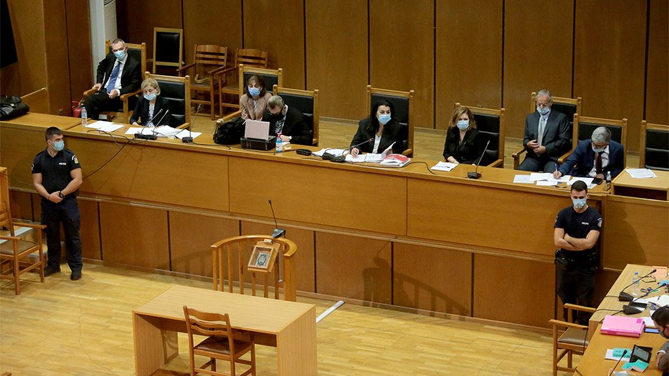 Δίκη Χρυσής Αυγής: Αύριο στις 12 η ανακοίνωση των ποινών