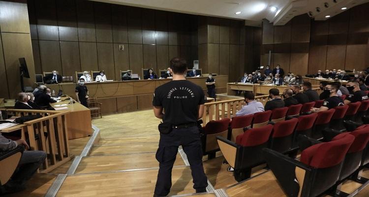 Δίκη Χρυσής Αυγής: Αυτές είναι οι τελικές ποινές για Μιχαλολιάκο και ηγετική ομάδα