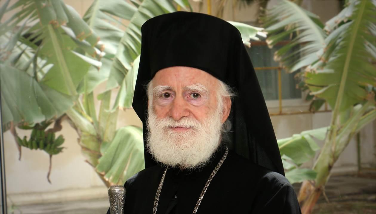 Πέμπτη μέρα στη ΜΕΘ ο Αρχιεπίσκοπος Ειρηναίος – Το ιατρικό ανακοινωθέν