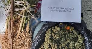 Έκρυβε τέσσερα κιλά χασίς στη μάντρα σε χωριό του Ηρακλείου