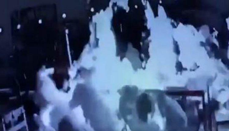 Σοκαριστικό βίντεο: 19χρονη έχασε τη ζωή της από έκρηξη θερμάστρας σε μπαρ