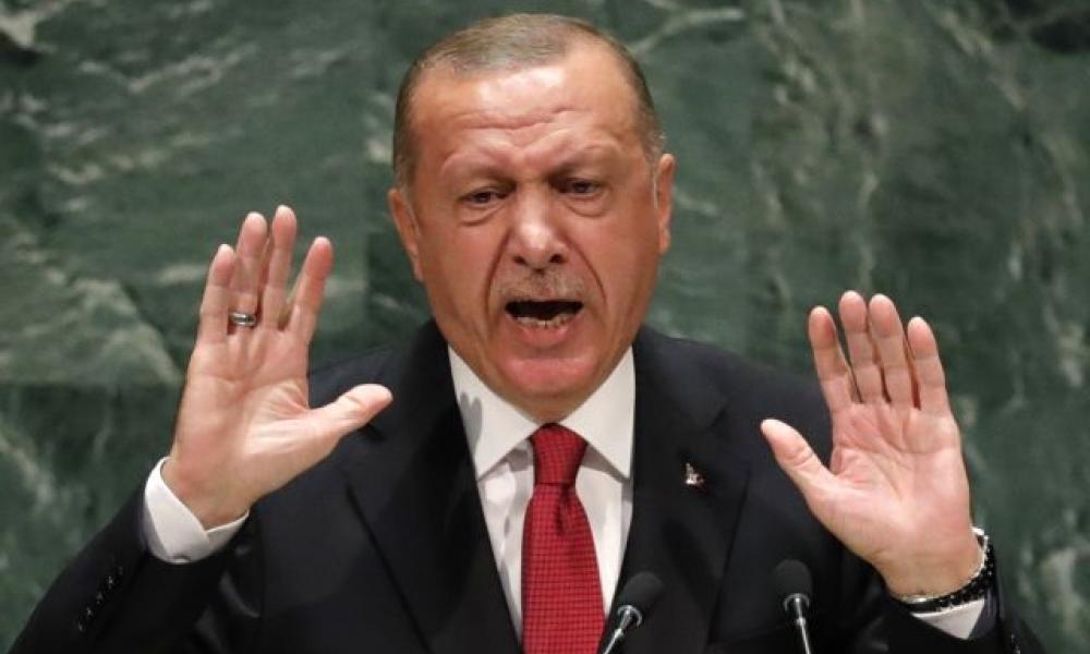 Ρετζέπ Ταγίπ Ερντογάν: Η Κύπρος είναι κράτος – πειρατής
