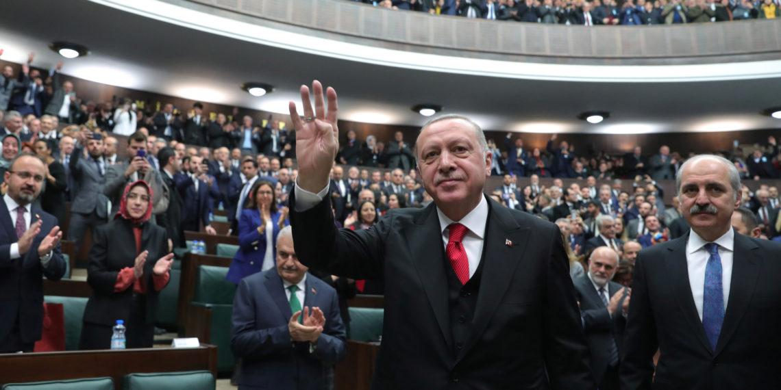Μαινόμενος Ερντογάν: Έχουμε δικαίωμα να εκκαθαρίσουμε τη Συρία – Η Δύση ονειρεύεται νέες σταυροφορίες
