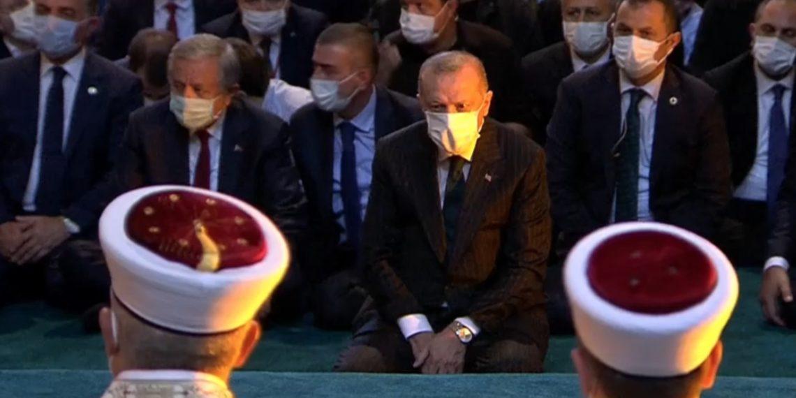 Ερντογάν: Ναι, δοκιμάσαμε τους S-400 – Γιατί δεν αντέδρασαν οι ΗΠΑ στους S-300 της Ελλάδας;