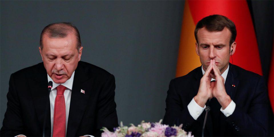 Ανάλυση: Οι έξι κίνδυνοι από την κόντρα Γαλλίας – Τουρκίας